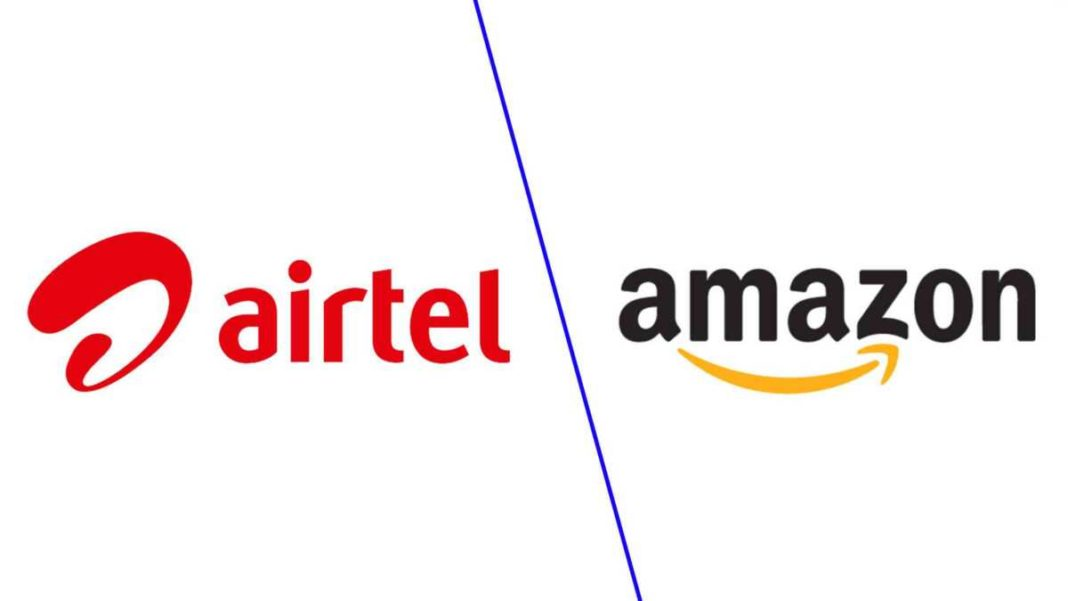 Airtel denies reports of Amazon looking to buy $2 bn stake in the company