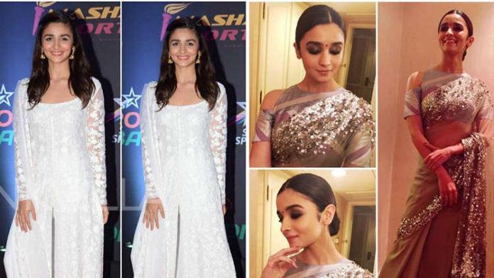 Manish Malhotra Outfits on Alia Bhatt - Yay or Nay