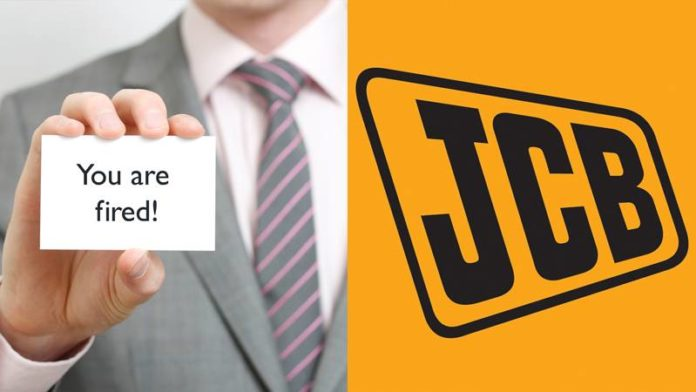 Amid COVID-19: JCB India lays off 400 permanent employees
