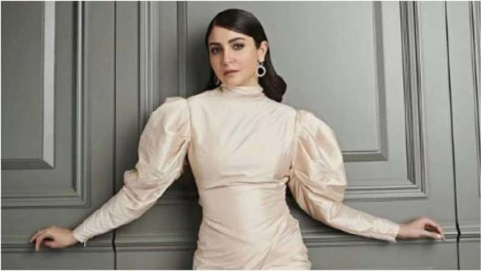 Anushka Sharma Slaying Cream Outfit In Her Latest Photoshoot