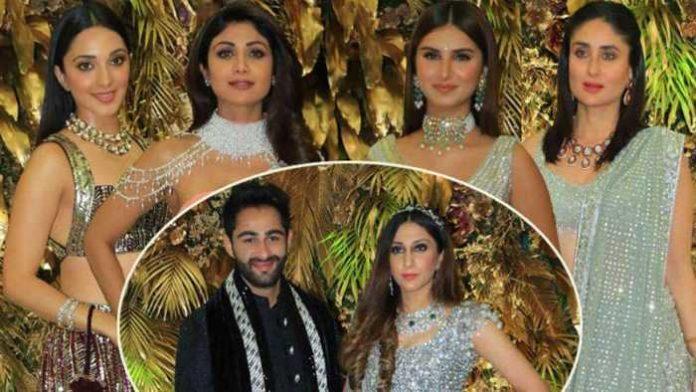 Armaan Jain Wedding Bash: From Kareena To Kiara Who Dressed Perfect For The Evening