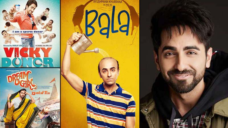 Ayushmann Khurrana Spills The Beans On Why He Chooses Movies With Taboo Topics