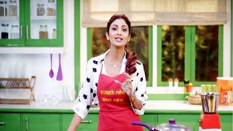 Best Of Shilpa Shetty Youtube Cooking Videos