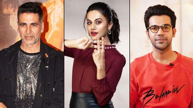 Bollywood celebs such Akshay Kumar, Taapsee Pannu, Rajkummar Rao and more react to Jamia Protest
