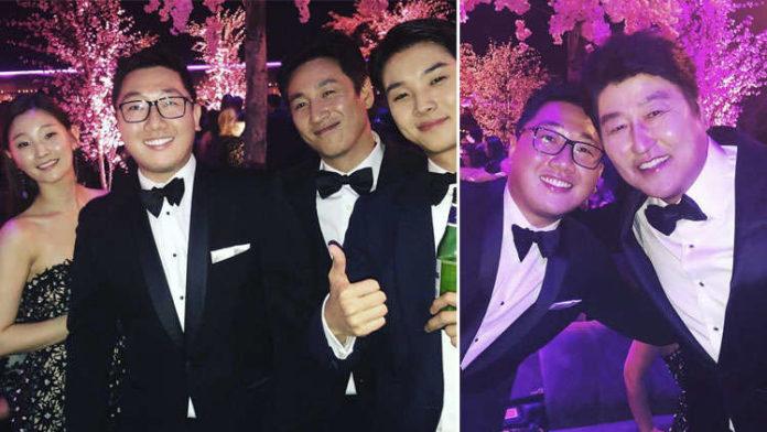 Bong Joon Ho's Parasite Makes History At SAG 2020