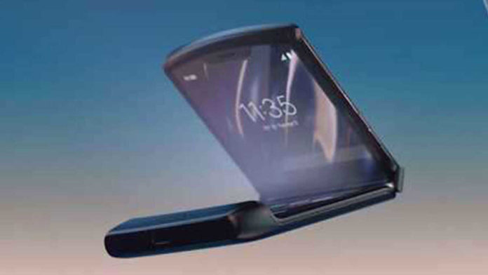 Bumps and lumps are normal: Motorola to its foldable phone Razr's users