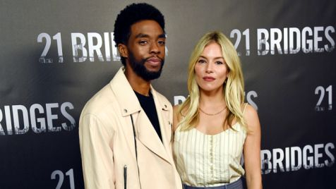 Sienna Miller Recalls The Time When Chadwick Boseman Gave Up A Part Of His Salary