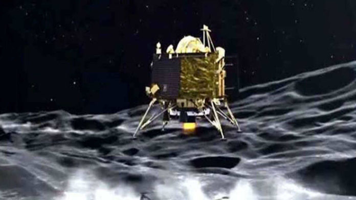 Chandrayaan 2: Vikram hard-landed within 500 mts of landing site, says govt