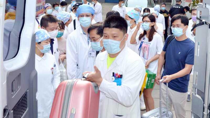 Coronavirus Updates: China publishes virus genome data from latest Beijing COVID-19 outbreak