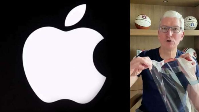 COVID-19: Apple is designing face shields for medical workers says CEO Tim Cook