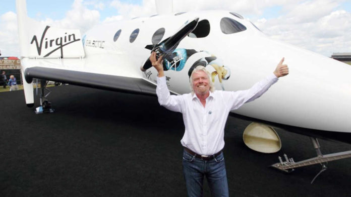 Covid-19: Billionaire Richard Branson to sell $500M of Virgin Galactic shares to save airline business