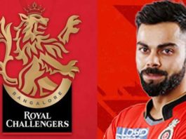 Days after removing profile pics from social media, RCB unveil new logo