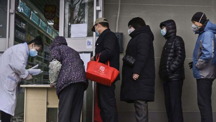 Death toll from new coronavirus in China exceeds that of 2003 SARS outbreak