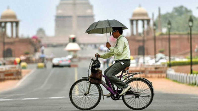 Delhi's Safdarjung records hottest May day in 18 years at 46°C on Tuesday
