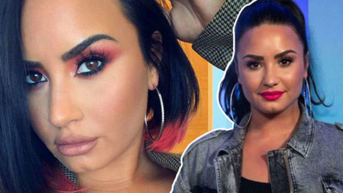 Demi Lovato 'Comes Out' To Her Parents:'It Was Really Beautiful'