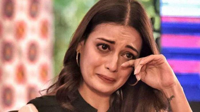 3 times Dia Mirza broke down publicly