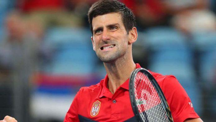 Djokovic defeats Medvedev to take Serbia into ATP Cup final