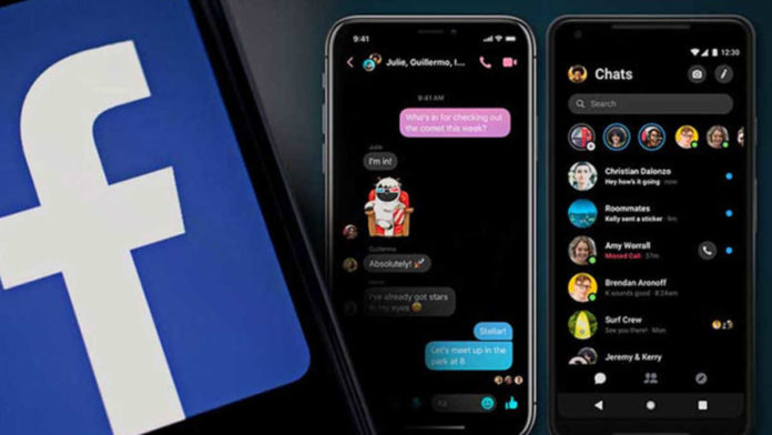 Facebook 'Dark Mode' shows up for some users, here's how it looks like