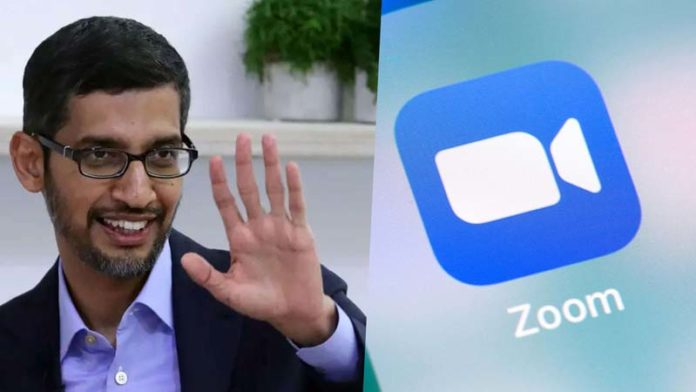 Google bans Zoom from employees' laptops over security concerns
