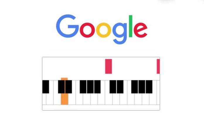 Google tests 'Shared Piano' tool that lets users play music together