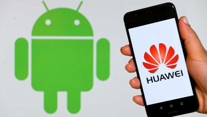 Google warns Huawei users not to use a side door to download its apps