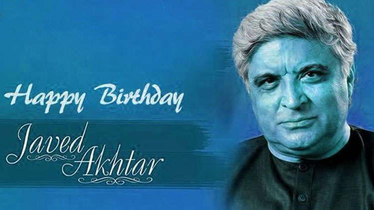 Happy Birthday Javed Akhtar