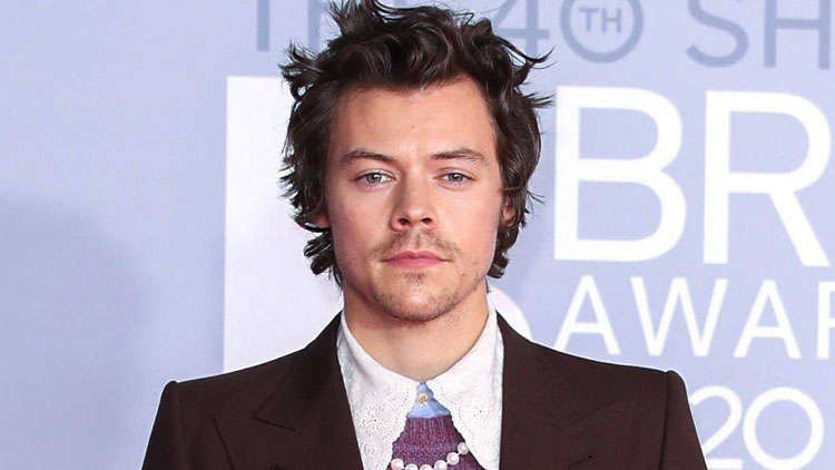 Harry Styles gets ROBBED on Valentine's Day