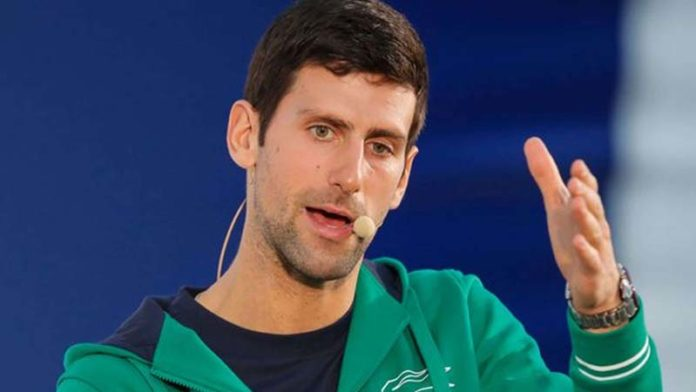 I oppose vaccination; wouldn't want to be forced to take vaccine to travel: Djokovic