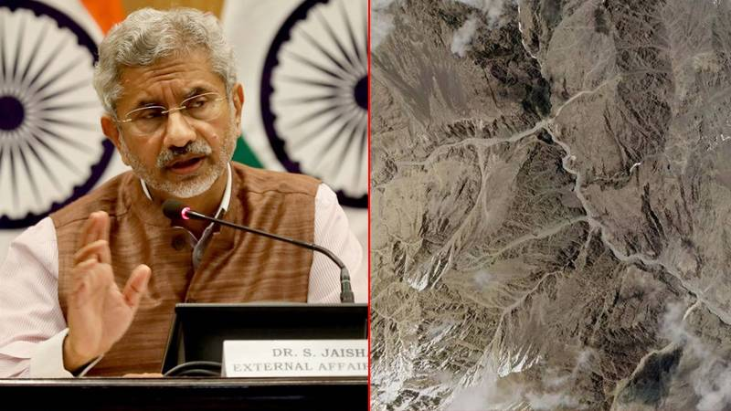 India: China's claim over Galwan Valley