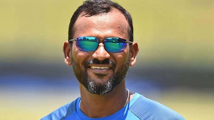 India fielding coach R Sridhar donates ₹4 lakh for fight against COVID-19