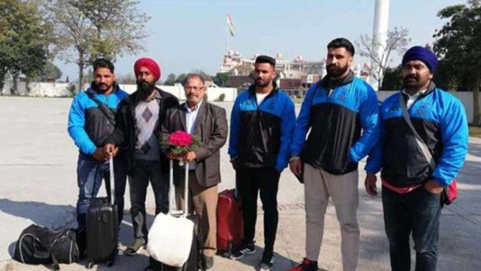 Indian kabaddi team in Pakistan in individual capacity: Coach