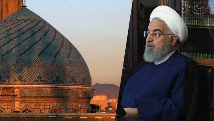 Iran reopens mosques in low-risk areas amid COVID-19 pandemic