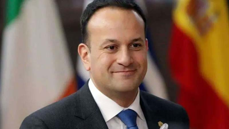 Ireland's PM Varadkar returns to work as doctor amid coronavirus pandemic