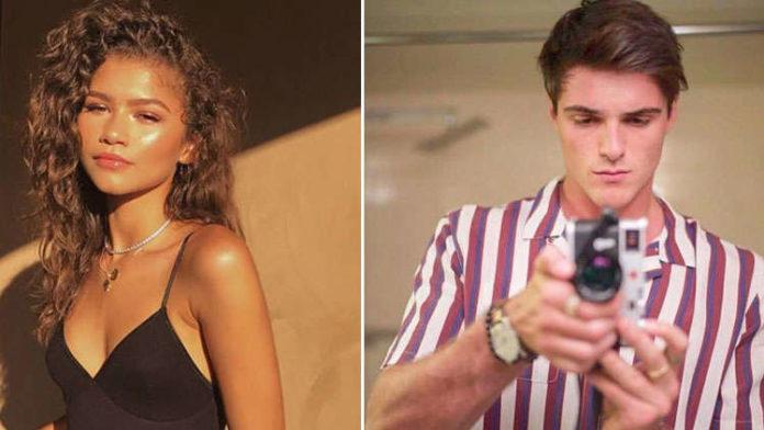 Jacob Elordi Dating Euphoria Co-Star Zendaya After Kissing Booth Star Joey King?