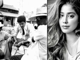 Janhvi Kapoor Shares A Nostalgic Throwback Photo Of Boney Kapoor and Anil Kapoor From The 80s Movie Hum Paanch