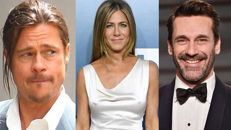 Jennifer Aniston forgets about Brad Pitt, starts dating Jon Hamm?