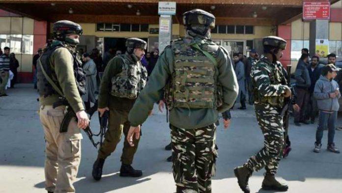J&K Police arrests LeT militant from a Srinagar hospital