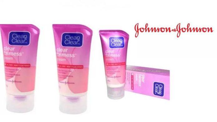 Johnson & Johnson to stop selling skin-whitening creams in India