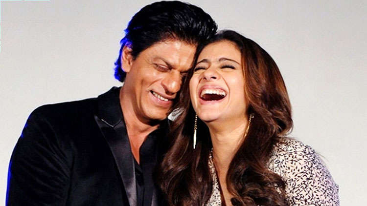 Kajol's epic reply on being asked if she would marry Shah Rukh Khan if she didn't meet Ajay