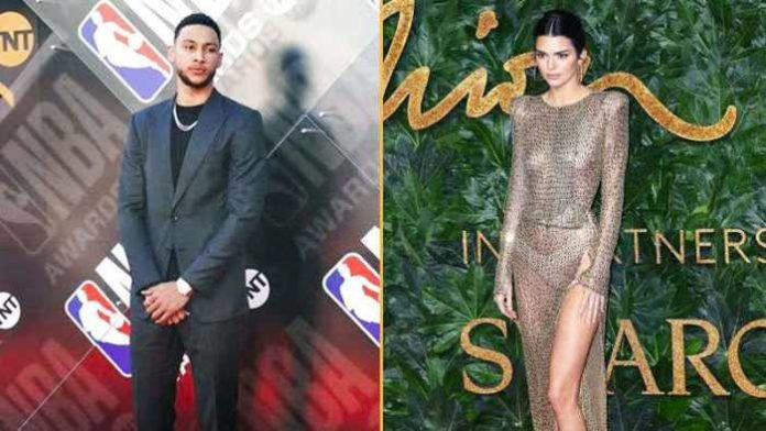 Kendall Jenner and ex-BF Ben Simmons Give Their Relationship Another Shot?