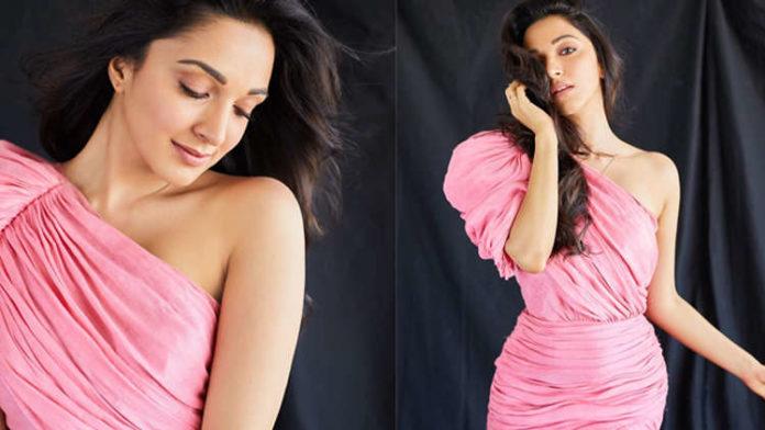 Kiara Advani Raises The Heat With Her Latest Photoshoot