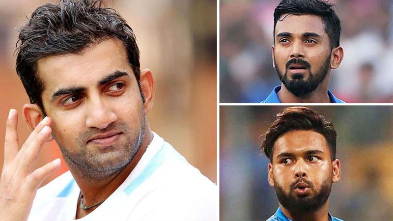 KL Rahul is an invaluable asset, but what about Rishabh Pant: Gautam Gambhir