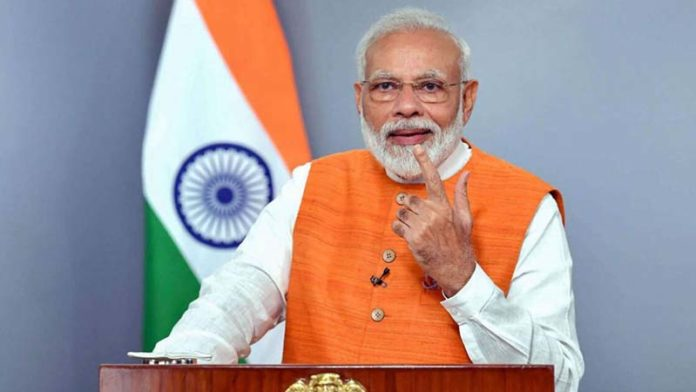 Let's switch off lights on April 5 at 9 pm and light a candle or diya for 9 minutes: PM