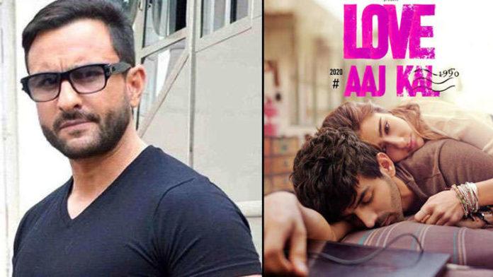 Love Aaj Kal: Saif Ali Khan Says People Will Flock To Watch Kartik & Sara's Chemistry