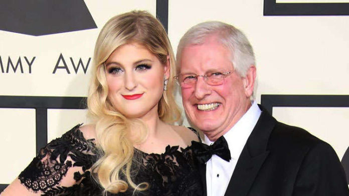 Meghan Trainor BREAKS SILENCE after her dad gets HIT by a CAR
