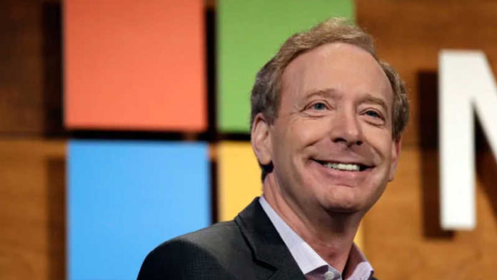 Microsoft President: Apps can't replace humans needed for contact tracing