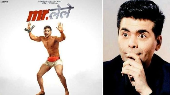 Mr. LELE First Look: Netizens cannot just enough of Varun Dhawan's funny look