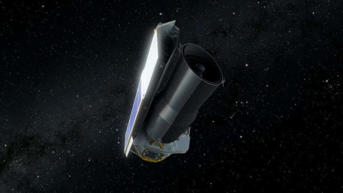 NASA's Spitzer Space Telescope ends mission after 16-plus years