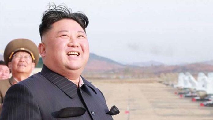 North Korea's Kim celebrates completion of 'modern mountainous city'