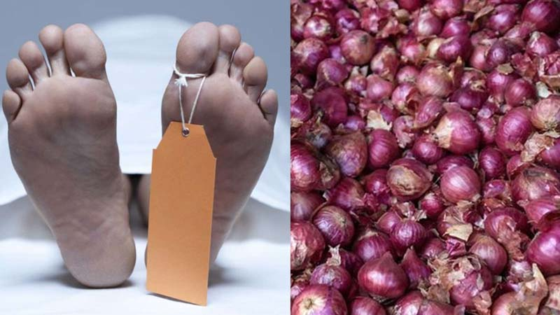 Old man standing in line for onions at ₹25/kg dies of cardiac arrest in Andhra